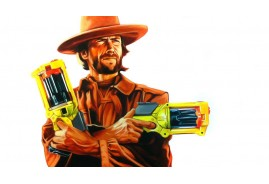 Trò chơi súng NERF - Quick Blast, Tech Target