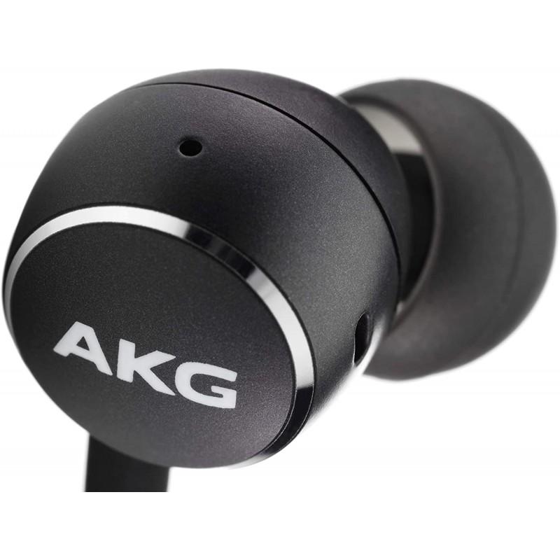 Tai nghe AKG Y100 Wireless Bluetooth Earbuds - màu đen