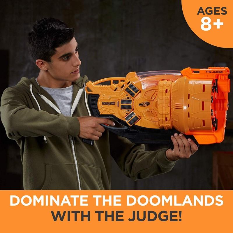 Súng Nerf Doomlands The Judge, kẻ phán xét
