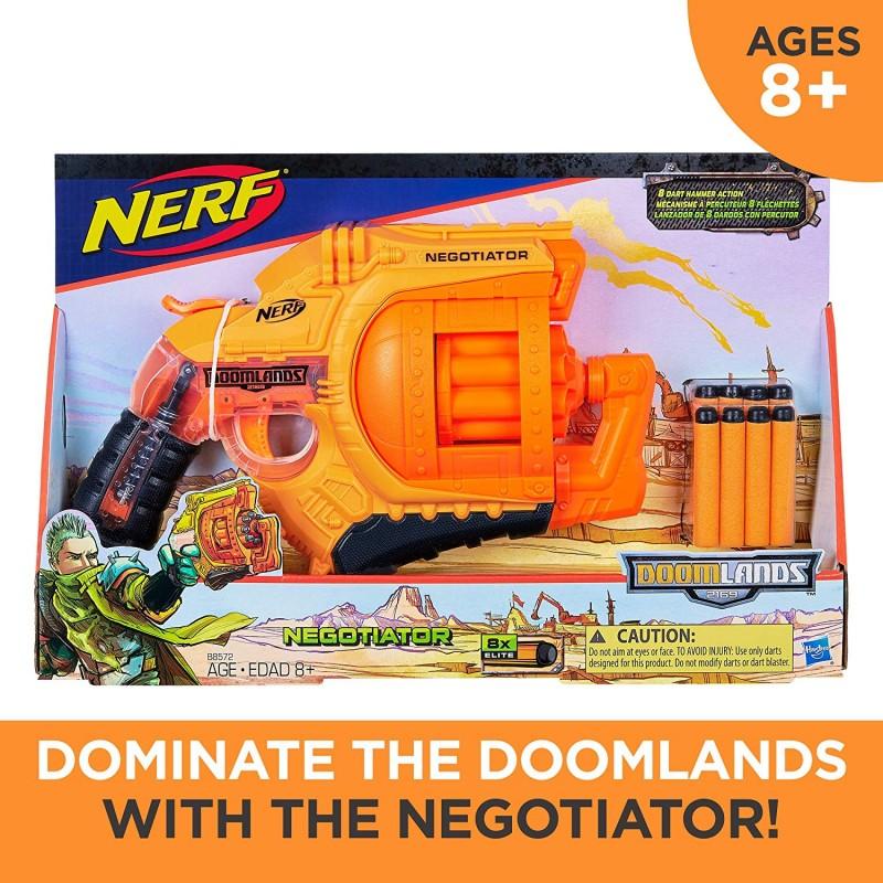 Súng Nerf Doomlands 2169 Negotiator Blaster
