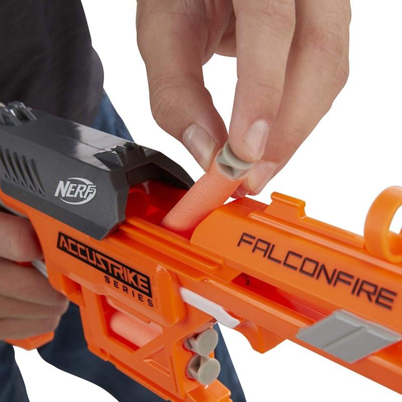 Súng Nerf N-Strike Elite AccuStrike Series FalconFire