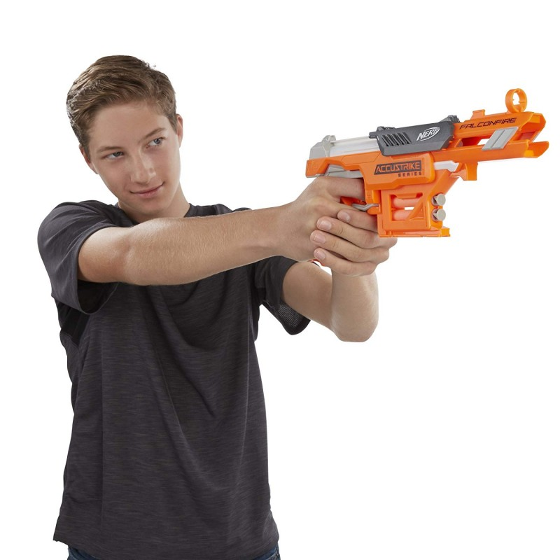 Súng Nerf N-Strike Elite AccuStrike Series FalconFire