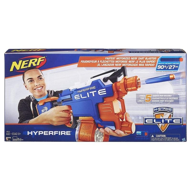 Súng Nerf N-Strike Elite HyperFire Blaster