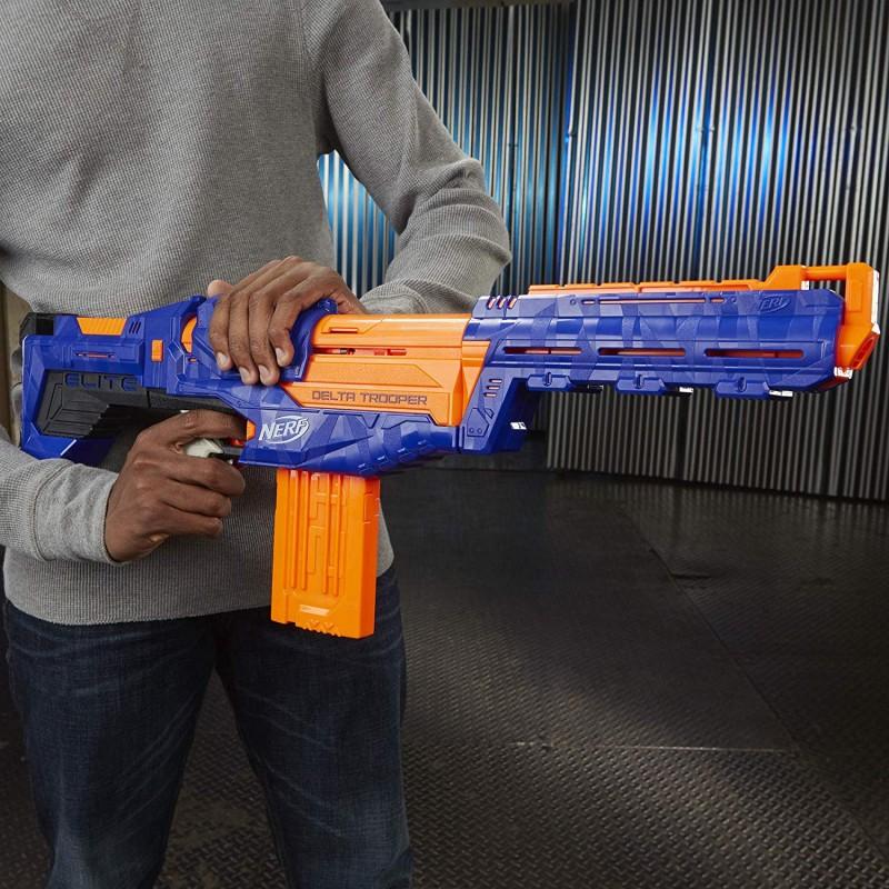 súng Nerf N-Strike Elite Delta Trooper