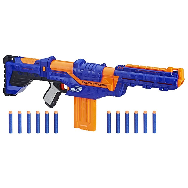 súng Nerf N-Strike Elite Delta Trooper