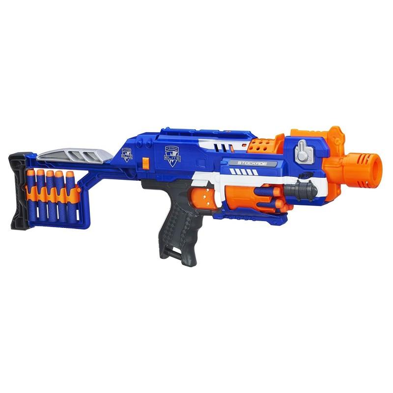 Súng Nerf N-Strike Elite Stockade Blaster