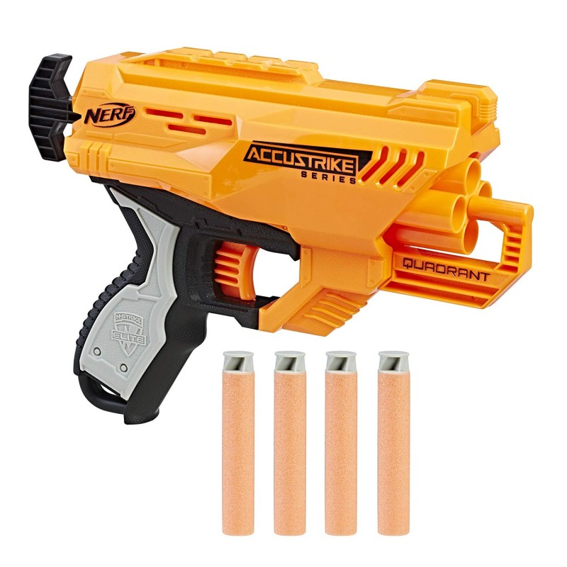 Sung Nerf N-Strike Elite Quadrant