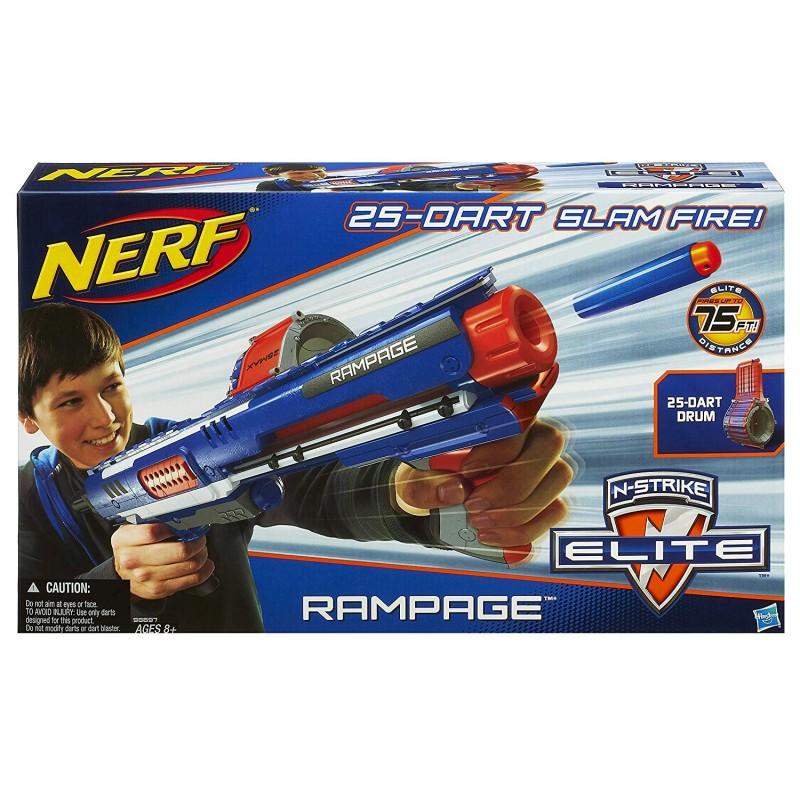 Súng Nerf Rampage N-Strike Elite Toy Blaster