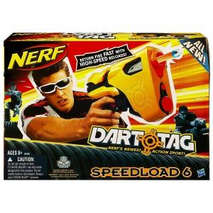 Súng  Nerf Dart Tag Speedload 6