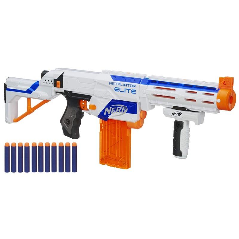 Súng Nerf N-Strike Elite Retaliator Blaster