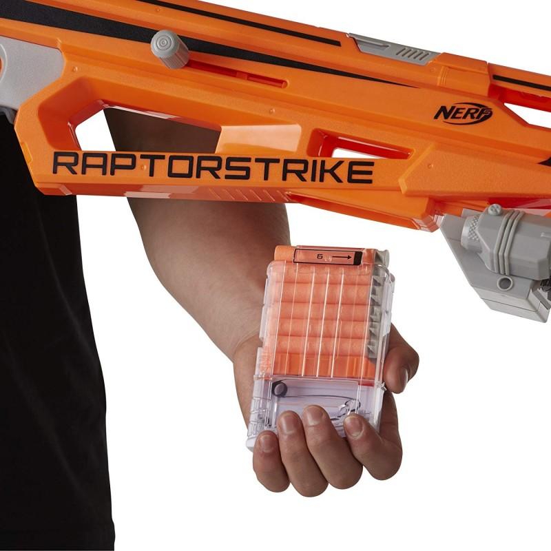 Súng  Nerf N-Strike Elite AccuStrike RaptorStrike
