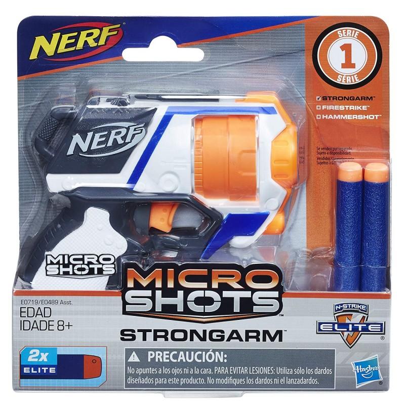 Súng Nerf MicroShots N-Strike Elite Strongarm