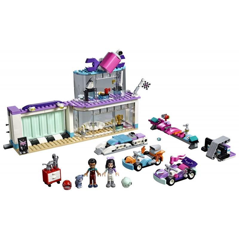 Bộ LEGO Friends - Cửa Hàng Xe Đua Heartlake