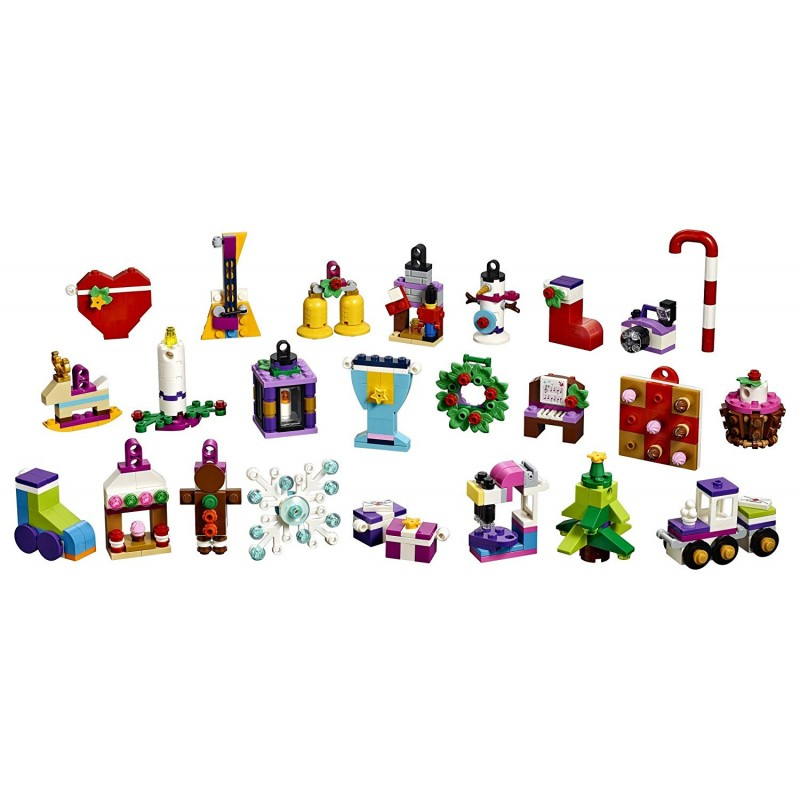 Bộ LEGO Friends Advent Calendar 41353
