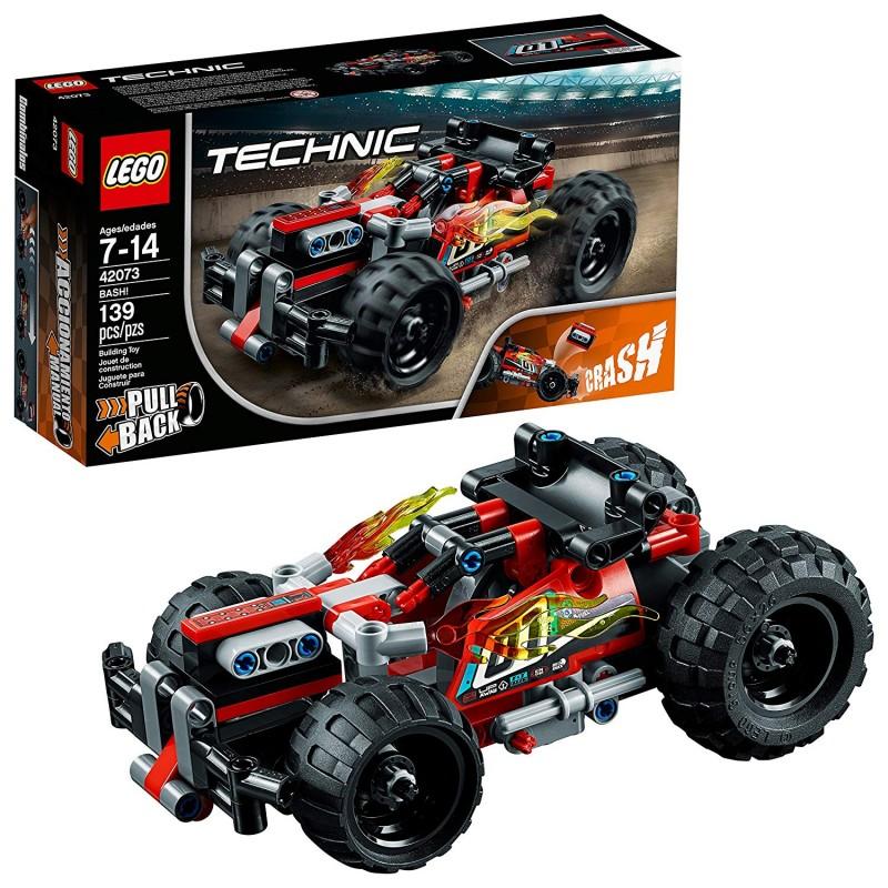 Bộ  LEGO Technic BASH! 42073 Building Kit