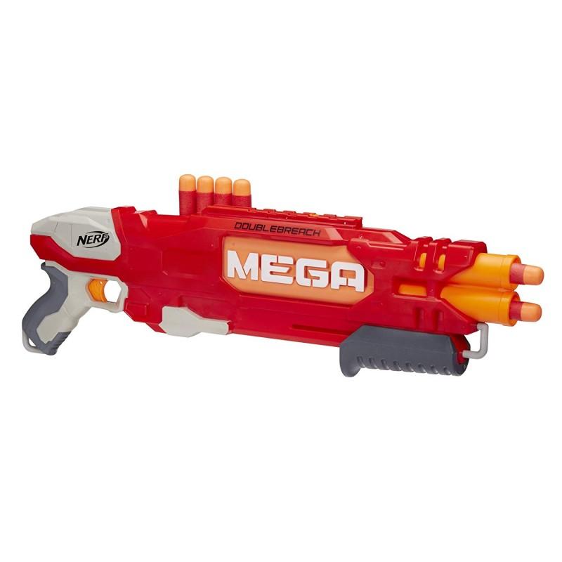 Súng Nerf N-Strike Elite DoubleBreach Blaster