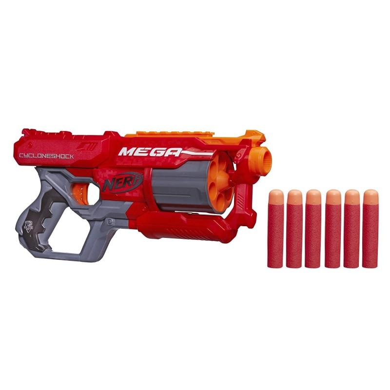 Súng Nerf N-Strike Elite Mega CycloneShock Blaster