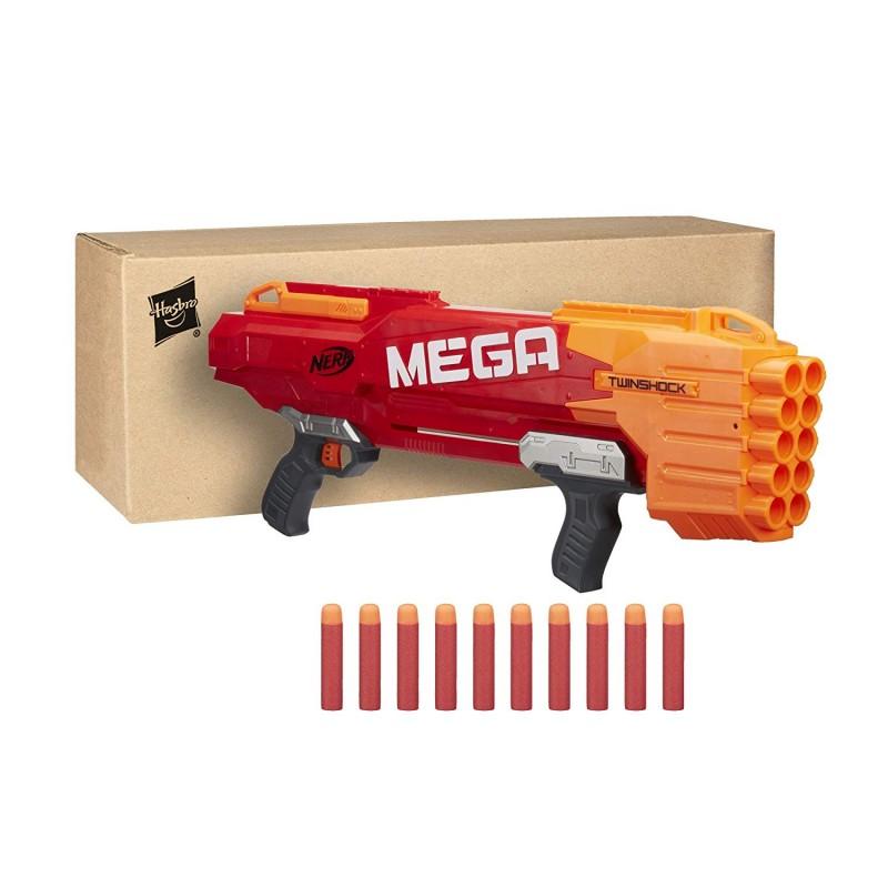 Nerf Mega Twinshock Figure
