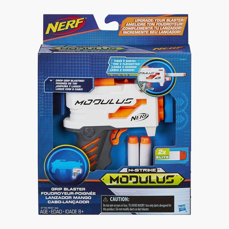 Súng Nerf Modulus Grip Blaster
