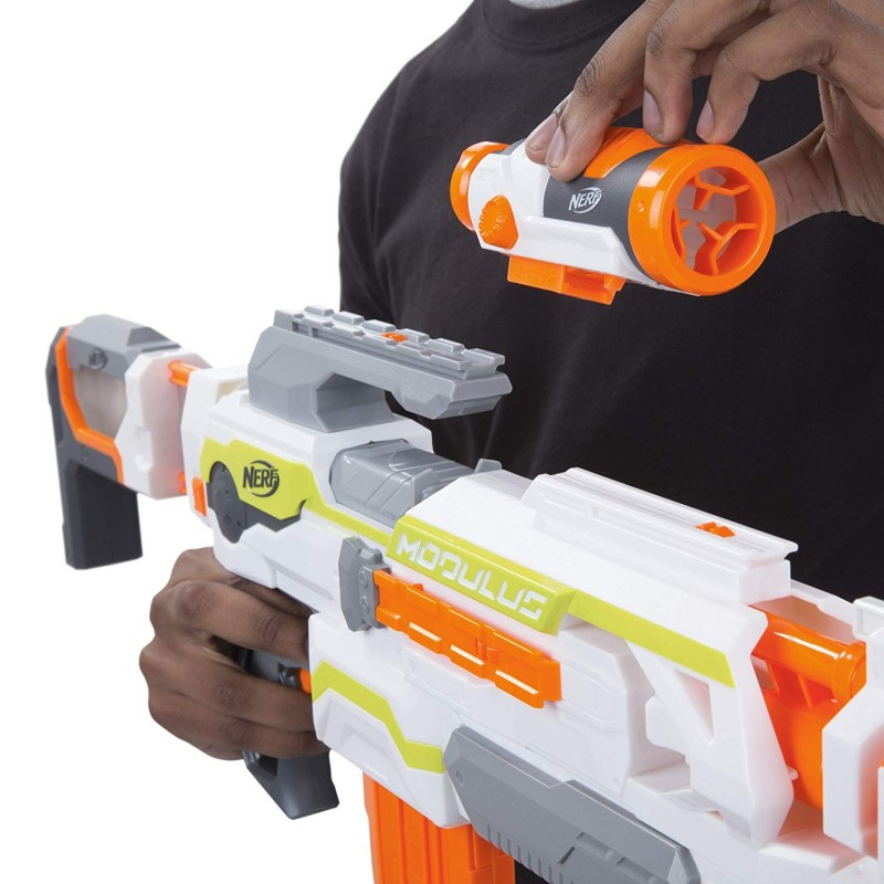 Súng Nerf N-Strike Modulus ECS-10 Blaster