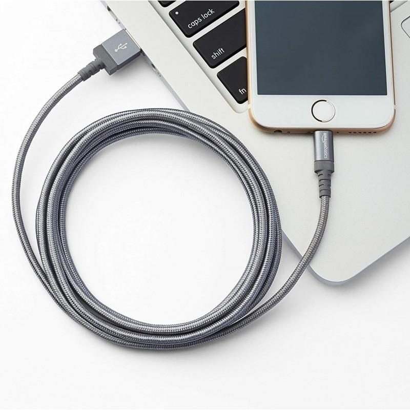 Dây sạc iphone của amazon, chất lượng