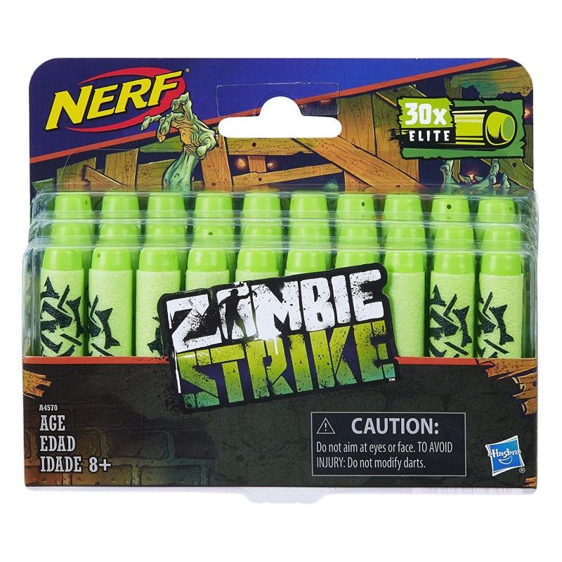 30-đạn zombie  Official Nerf Zombie Strike 30-Dart Refill Pack