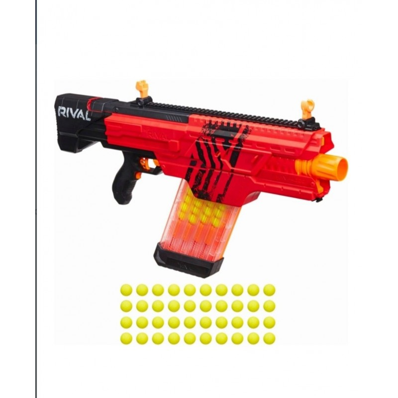 Súng Nerf Rival Khaos MXVI-4000 Blaster(Red)