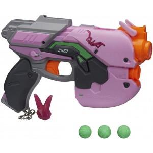 Súng nerf NERF Overwatch D.Va Rival Blaster