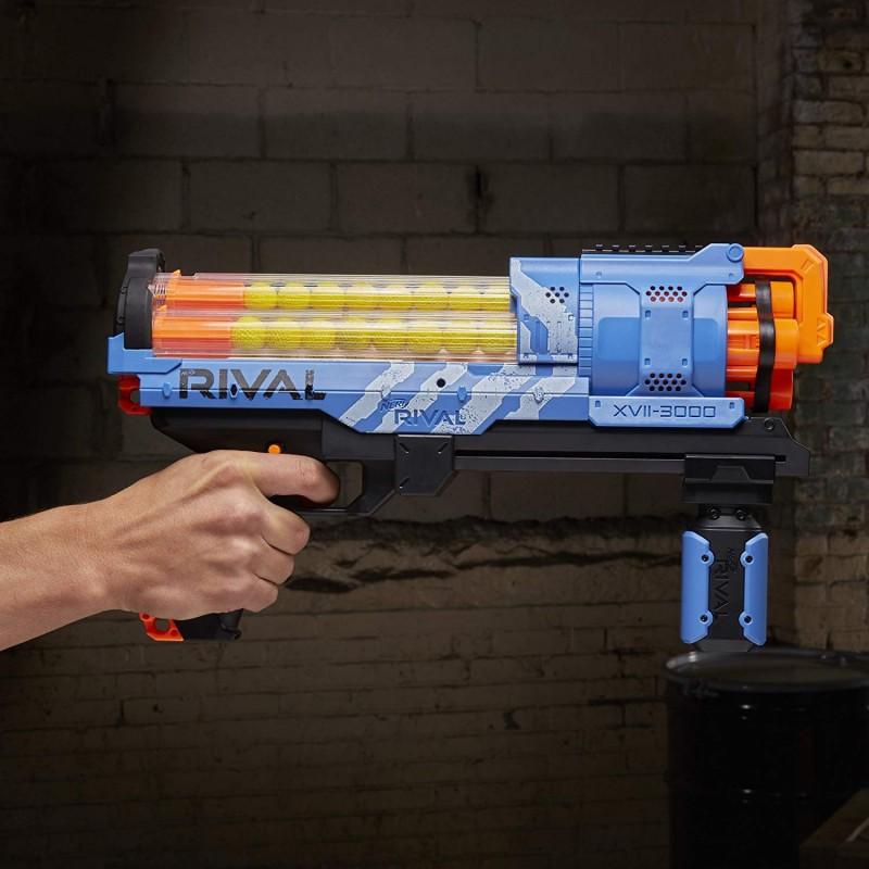 Súng Nerf Rival Artemis XVII-3000 Blue