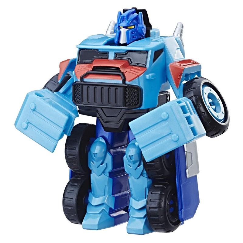 Robot Playskool Heroes Transformers Rescue Bots Optimus Prime