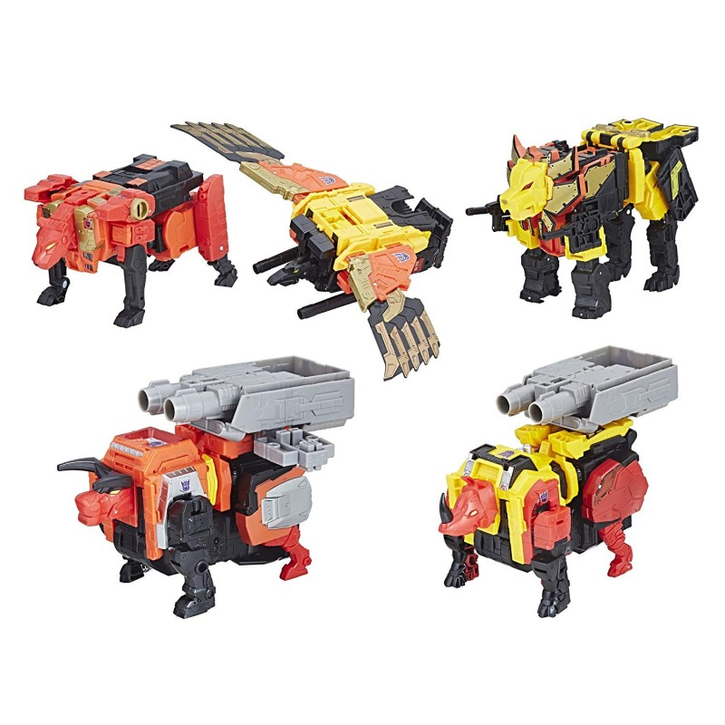 Robot Generations Power of the Primes Titan Class Predaking