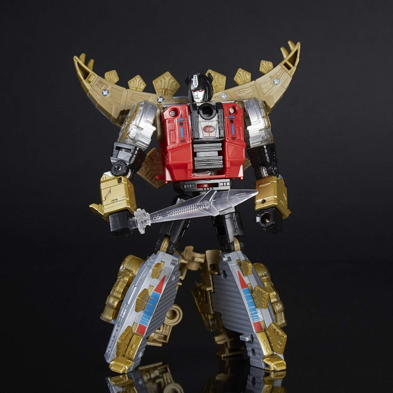 Robot biến hình Transformers Generations Power of the Primes Deluxe Class Dinobot Snarl
