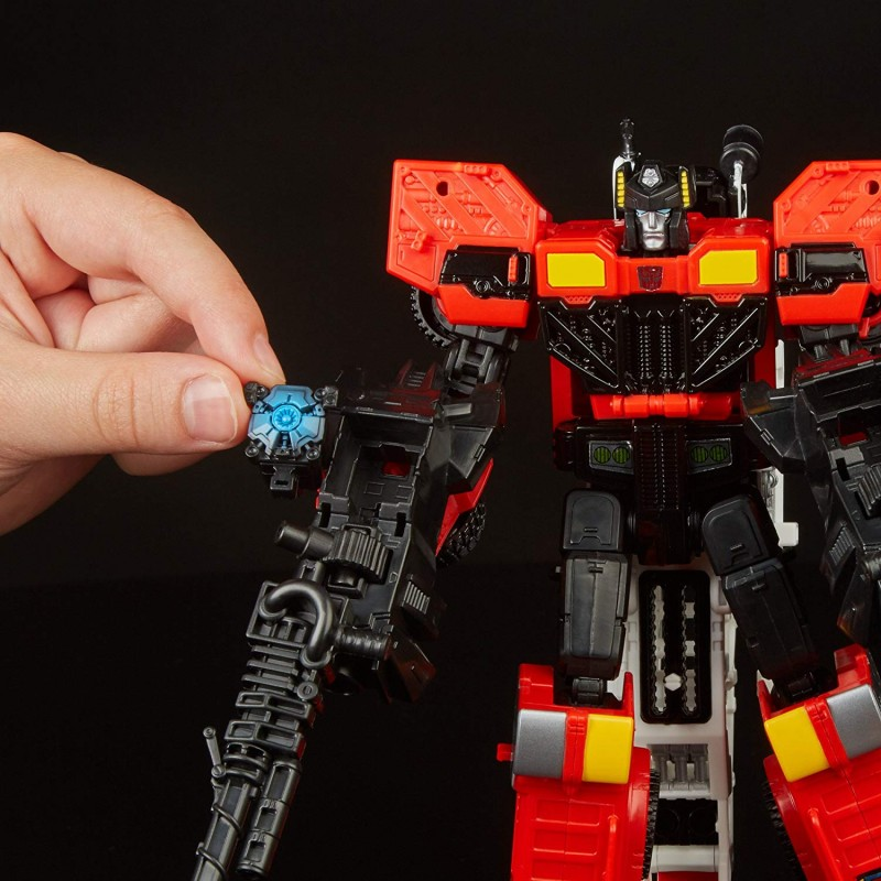Robot Transformers Voyager Inferno Action Figure