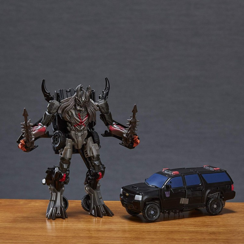 Robot Transformers: The Last Knight Premier Edition Deluxe Decepticon Berserker