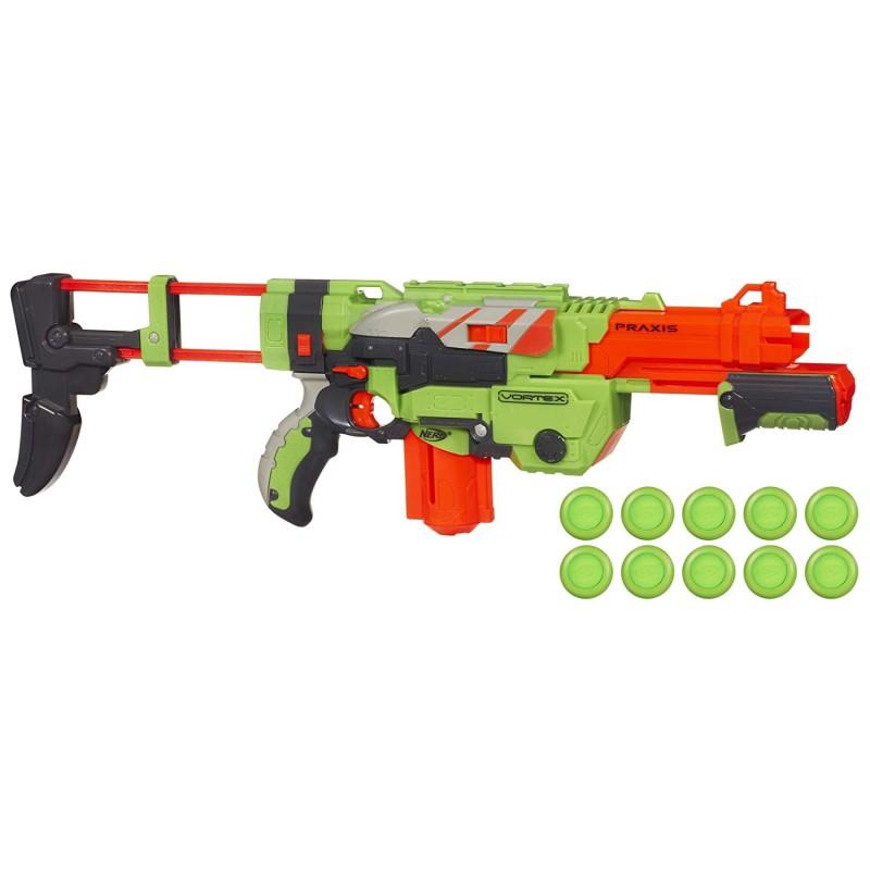 Súng Nerf Vortex PRAXIS Blaster