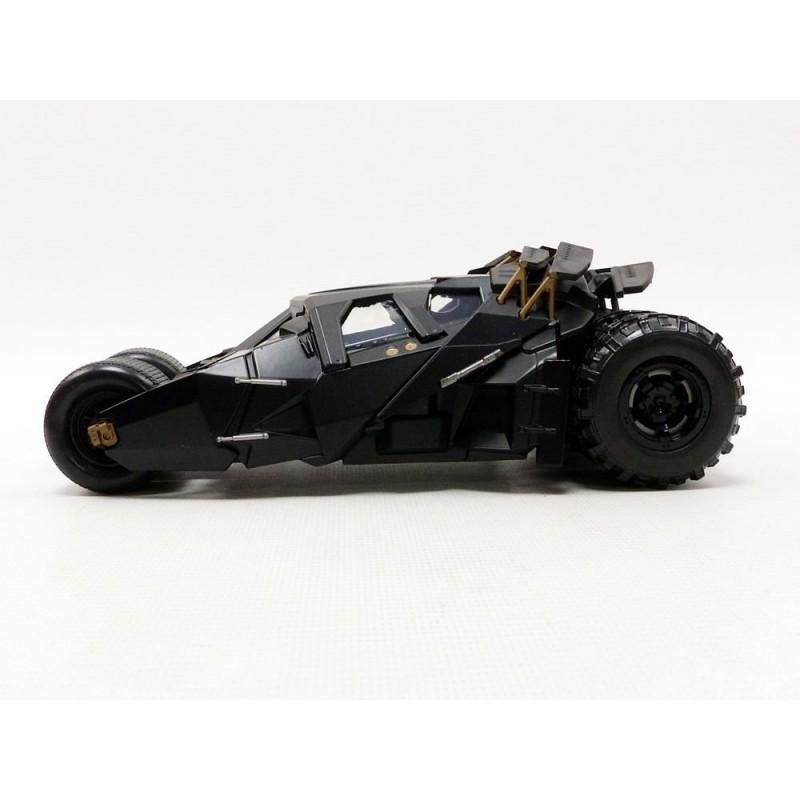 Xe người dơi Jada Toys Boys Metals 1:24 2008 Batmobile with Figure