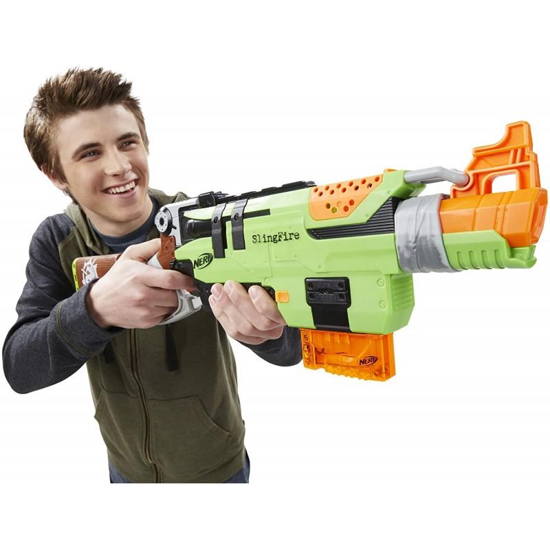 Súng Nerf Zombie Strike SlingFire