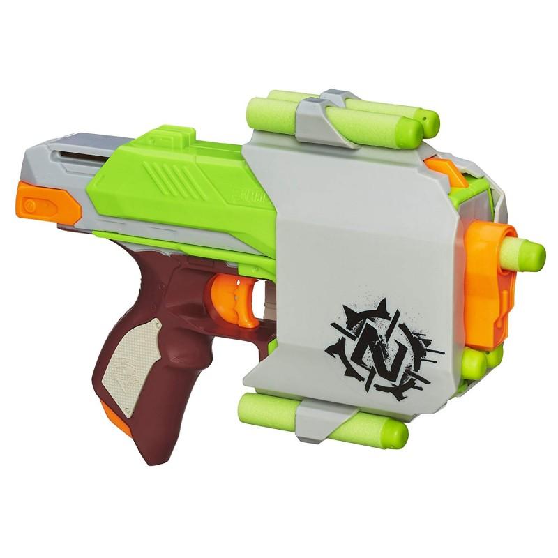 Súng Nerf Zombie Strike Sidestrike Blaster