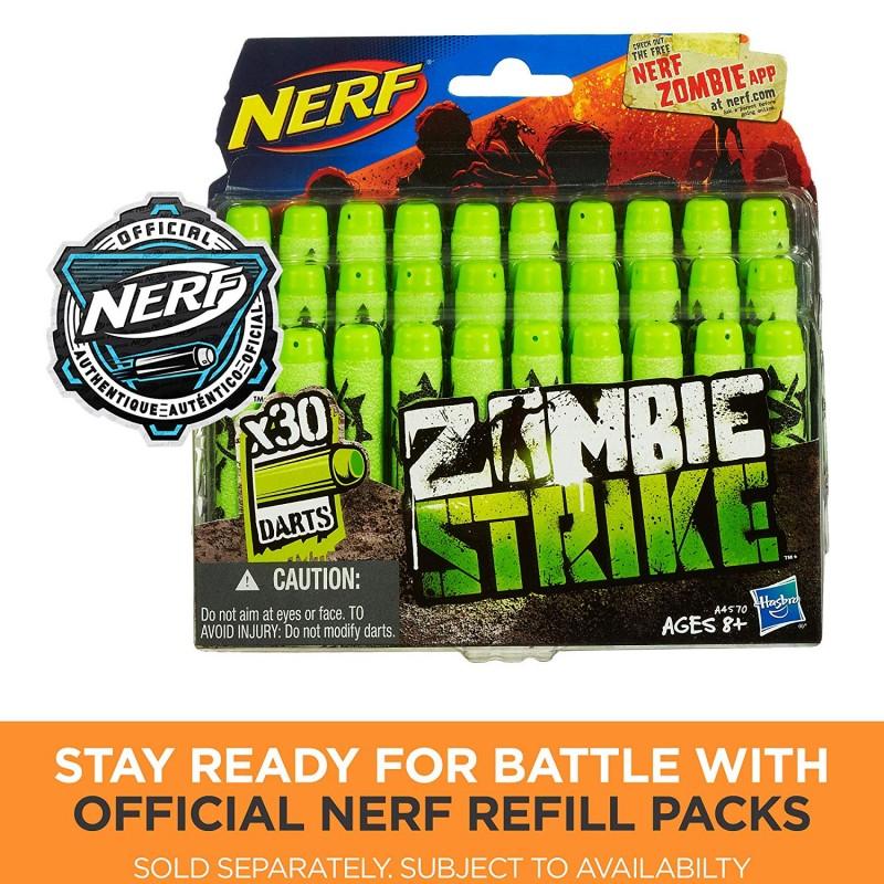 Súng Scravenger Nerf Zombie Strike Toy Blaster