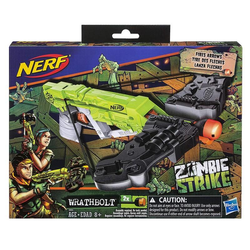 Cung tên Nerf Zombie Strike Wrathbolt