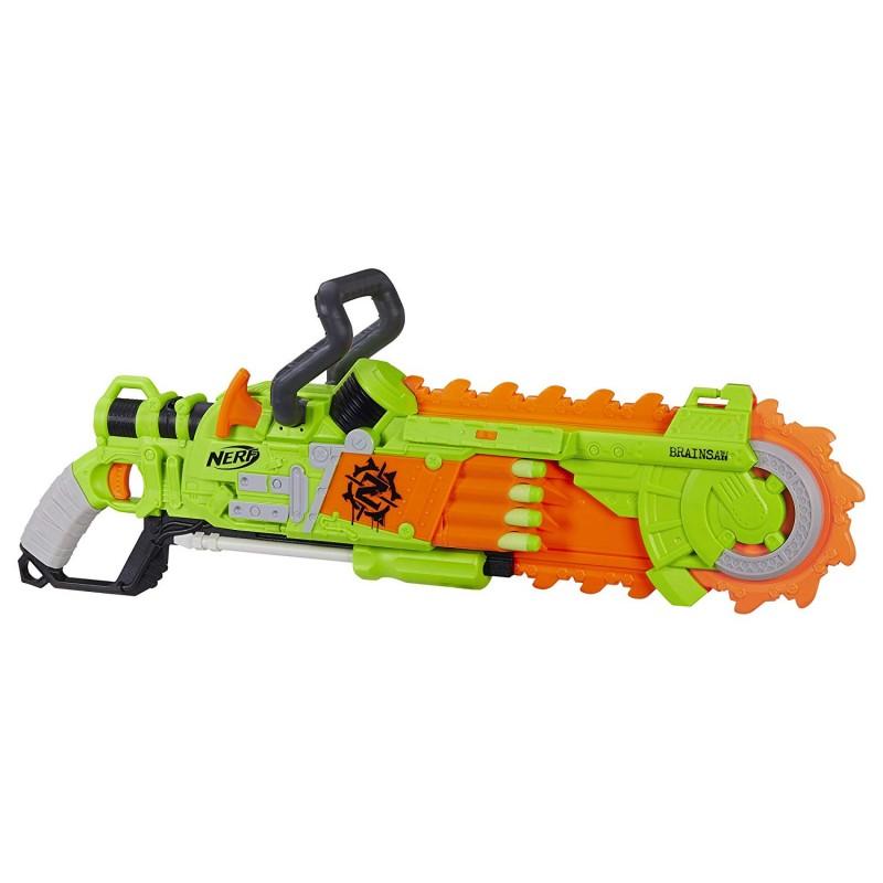 Súng Nerf Zombie Strike Brainsaw Blaster