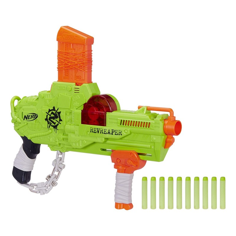 Súng Nerf Zombie Strike RevReaper