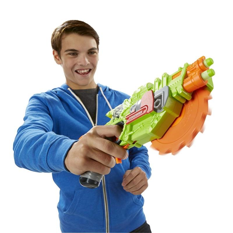 Súng Nerf Zombie Strike Crosscut Blaster